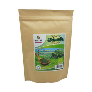 Sattva Superfoods – Chlorella 250gr
