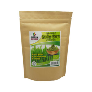 Sattva Superfoods – Barley Grass Powder 250gr