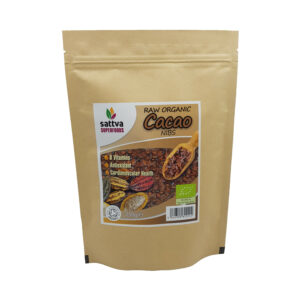 Sattva Superfoods – Cocoa Nibs 250gr