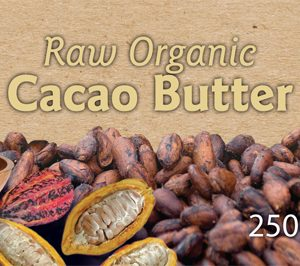 Sattva Superfoods – Cocoa Butter 250gr