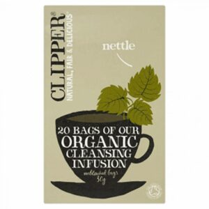 Clipper – Nettle Infusion 20tb