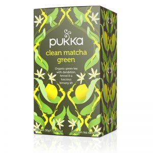 Pukka – Clean Matcha Green Tea 20tb