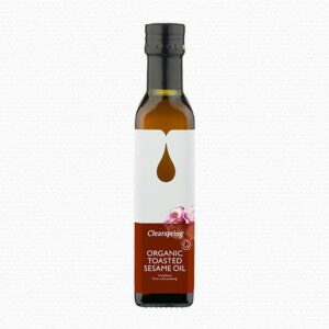 Clearspring Toasted Sesame Oil 250ml