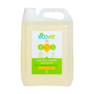 Ecover Washing Up Liquid Lemon 5ltr