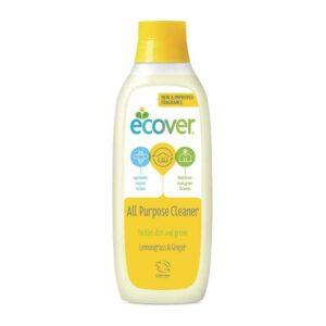 Ecover – All Purpose Cleaner – Lemongrass & Ginger 1ltr