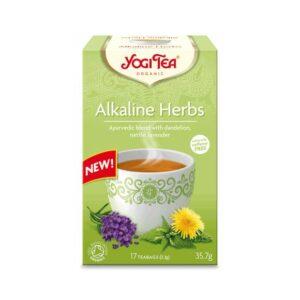 Yogi Tea – Alkaline Herbs Tea 17tb