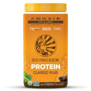 SunWarrior Classic Plus Protein Chocolate 750 gr
