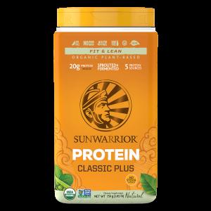 SunWarrior Classic Plus Protein Natural 750 gr