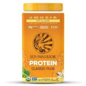 SunWarrior Classic Plus Protein Vanilla 750 gr