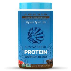SunWarrior Warrior Protein Blend Chocolate 750 gr