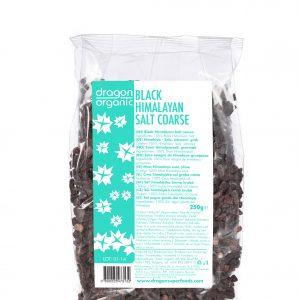 Dragon – Black Himalayan Salt Coarse – Kala Namak 250gr
