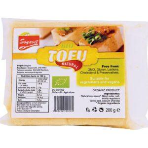 Soyavit – Tofu Natural 200gr