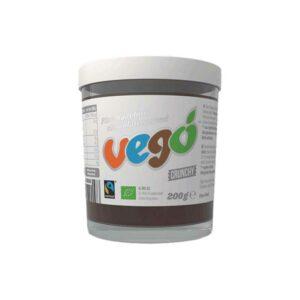 Vego – Fine Hazelnut Chocolate Spread Crunchy 200gr