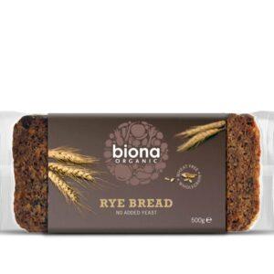 Biona Rye Bread 500 gr