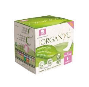Organ(y)c - Panty Liners 24 pcs