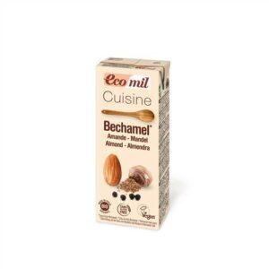 Ecomil – Cuisine Béchamel Almond 200ml