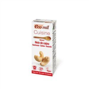Ecomil – Cuisine Cashew Sugar-Free 200ml
