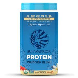 SunWarrior Warrior Protein Blend Vanilla 750 gr