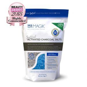 Sea Magik – Activated Charcoal Salts 1kg