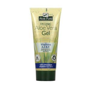 Aloe Pura - Aloe Vera Gel with Vitamin A,C & E 200 ml