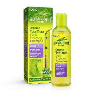 Australian Tea Tree - Shampoo Deep Cleansing with Tea Tree 250ml