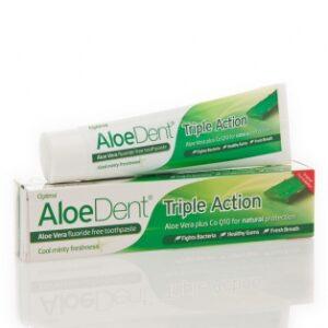 AloeDent Toothpaste Triple Action 100 ml