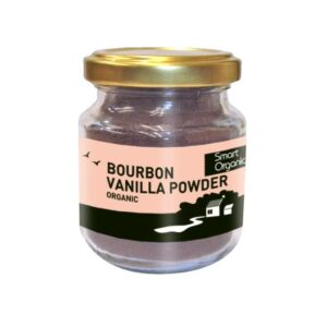 SmarOrganic – Vanilla Powder Bourbon 15gr