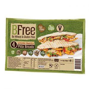 BeFree Pitta Bread Gluten Free 220 gr