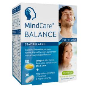 Igennus – MindCare BALANCE 30+30 capsules
