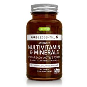 Igennus – Advanced Multivitamin & Minerals 60 tablets