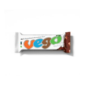 Vego – Whole Hazelnut Chocolate Bar Mini 65 gr