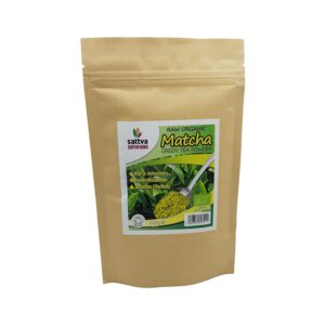 Sattva Superfoods – Matcha Green Tea Powder Organic 125gr