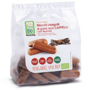 PensaBio Biscuits with Liquorice Sugar Free 250 gr