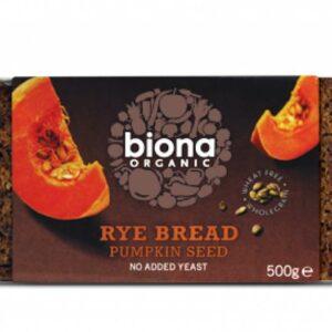 Boina Rye & Pumpkin Seeds Bread 500 grr