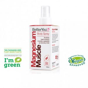 BetterYou – Magnesium Muscle Body Spray 100ml