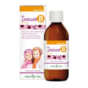 ErbaVita – ImmunoB Syrup 150ml