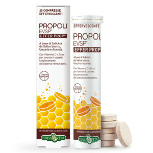 ErbaVita – Propolis Effervescent 20 Tablets