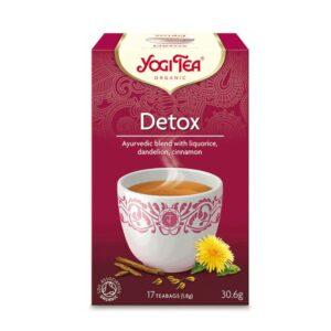 Yogi Tea – Detox Tea 17tb