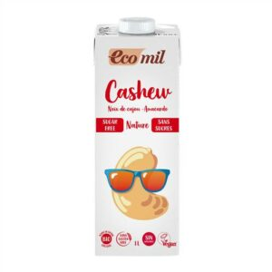 Ecomil – Cashew Drink Natural 1ltr