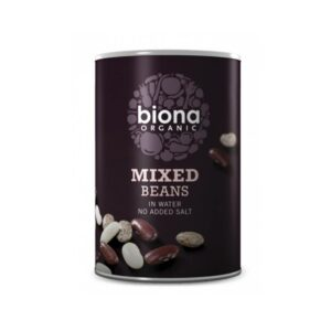 Biona – Mixed Beans in tins 400 gr