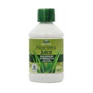 Optima – Aloe Vera Juice Maximum Strength 500ml