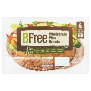 BFree Pitta Bread Wholegrain Gluten Free 220 gr
