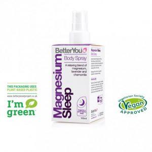 BetterYou – Magnesium Oil – Good Night 100ml