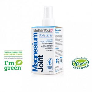 BetterYou – Magnesium Joint Body Spray 100ml