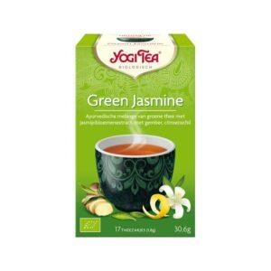 Yogi Tea – Green Jasmine 17tb