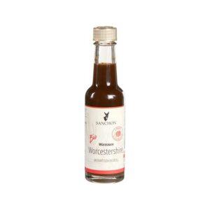 Sanchon – Worcester Sauce 140ml