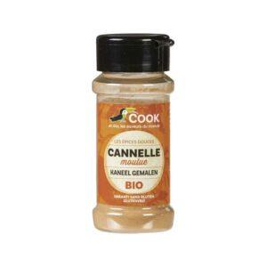 Cook – Ceylon Cinnamon Ground 35gr