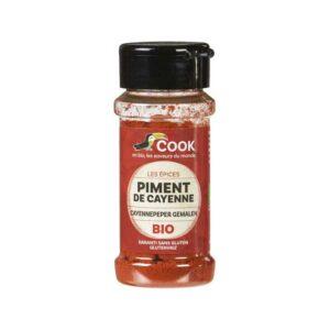 Cook – Cayenne pepper 40gr