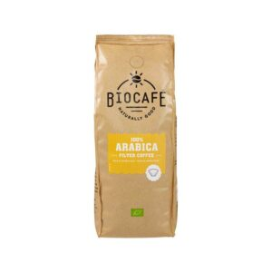 BioCafe – Ground Coffee – 100% Arabica 500gr