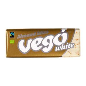 Vego – White Chocolate Almond Bliss 50gr